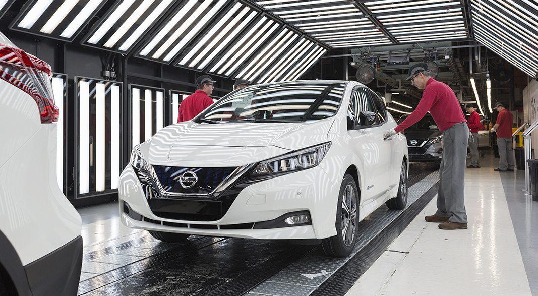 Las ventas de Nissan crecen un 2,6%, hasta los 5,7 millones de vehículos