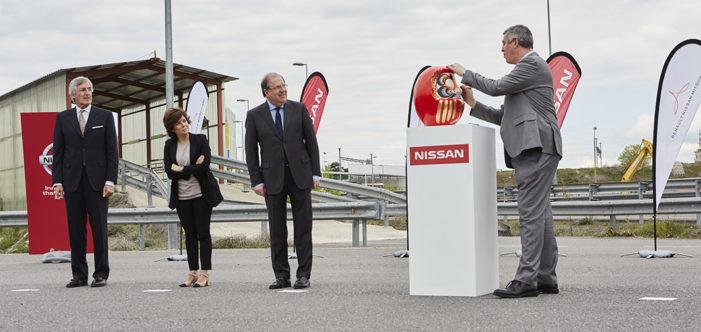 Nissan presenta su plan de transformación de la planta en Ávila