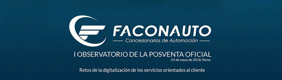 Faconauto organiza el I Observatorio de la Posventa Oficial
