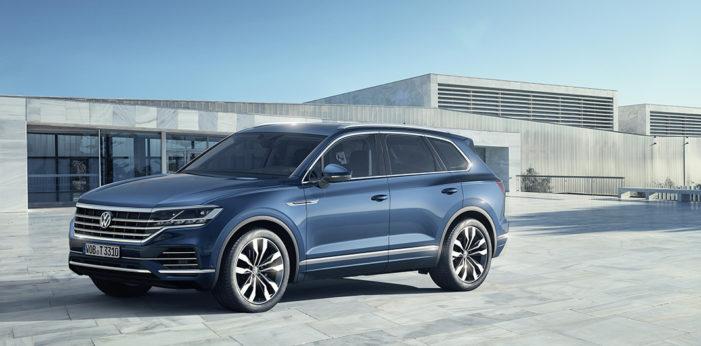 Volkswagen Touareg, permiso (ejecutivo) para enamorar