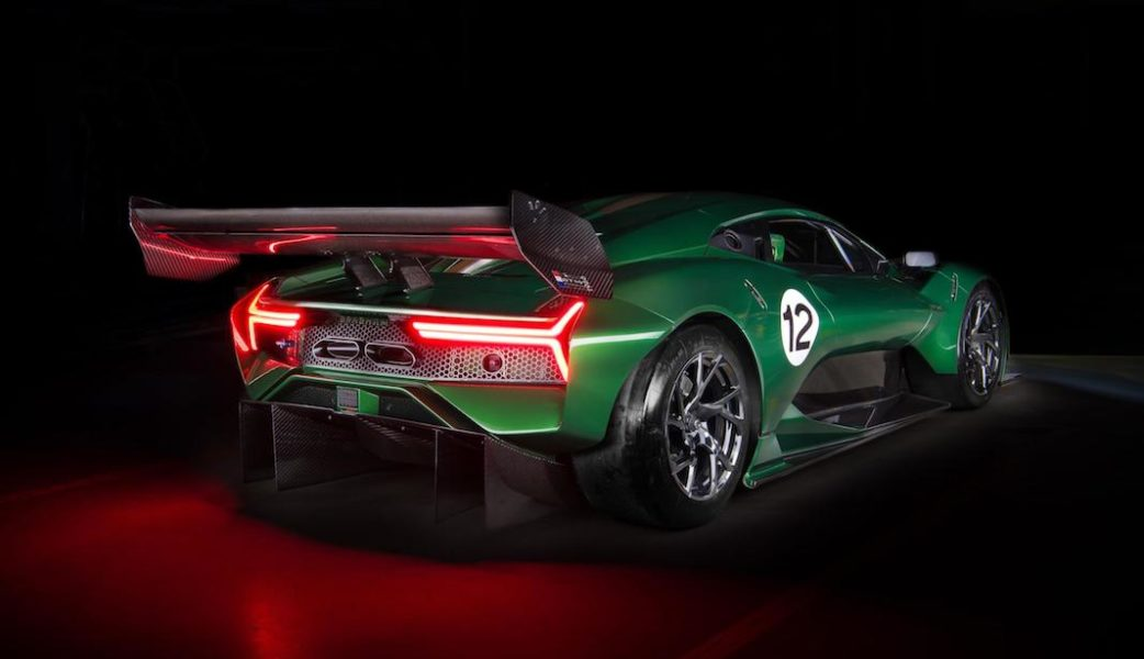BRABHAM_BT62 Rear Qtr View Lights On