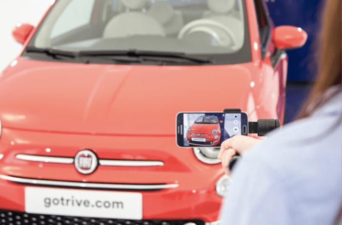 Trive lanza el primer Marketplace de renting de vehículos