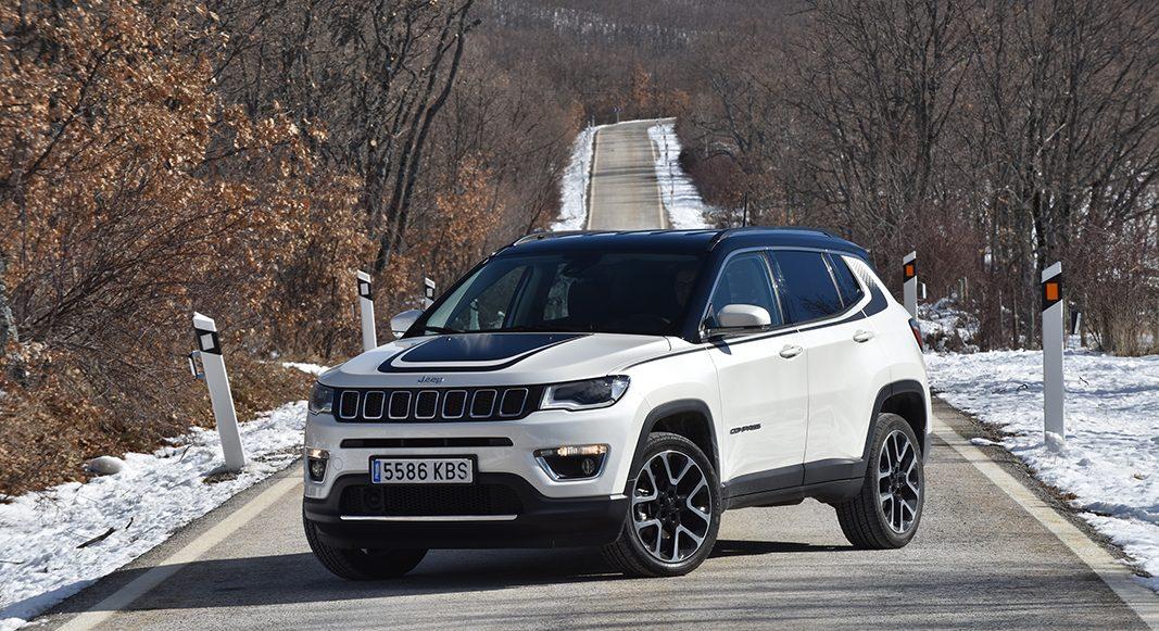 Jeep Compass: A golpe de escuadra, cartabón y compás