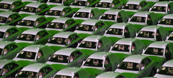 El sector del renting invirtió más de 1.770 millones en nuevos vehículos
