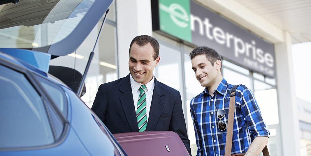 Enterprise reafirma su compromiso con el viajero de negocios