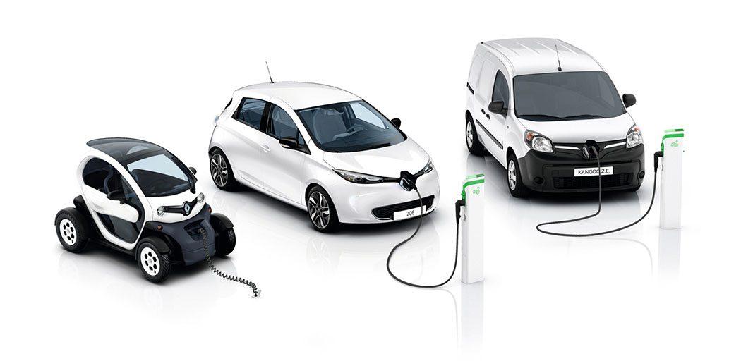 Las ventas de vehículos eléctricos e híbridos crecen un 67% en abril