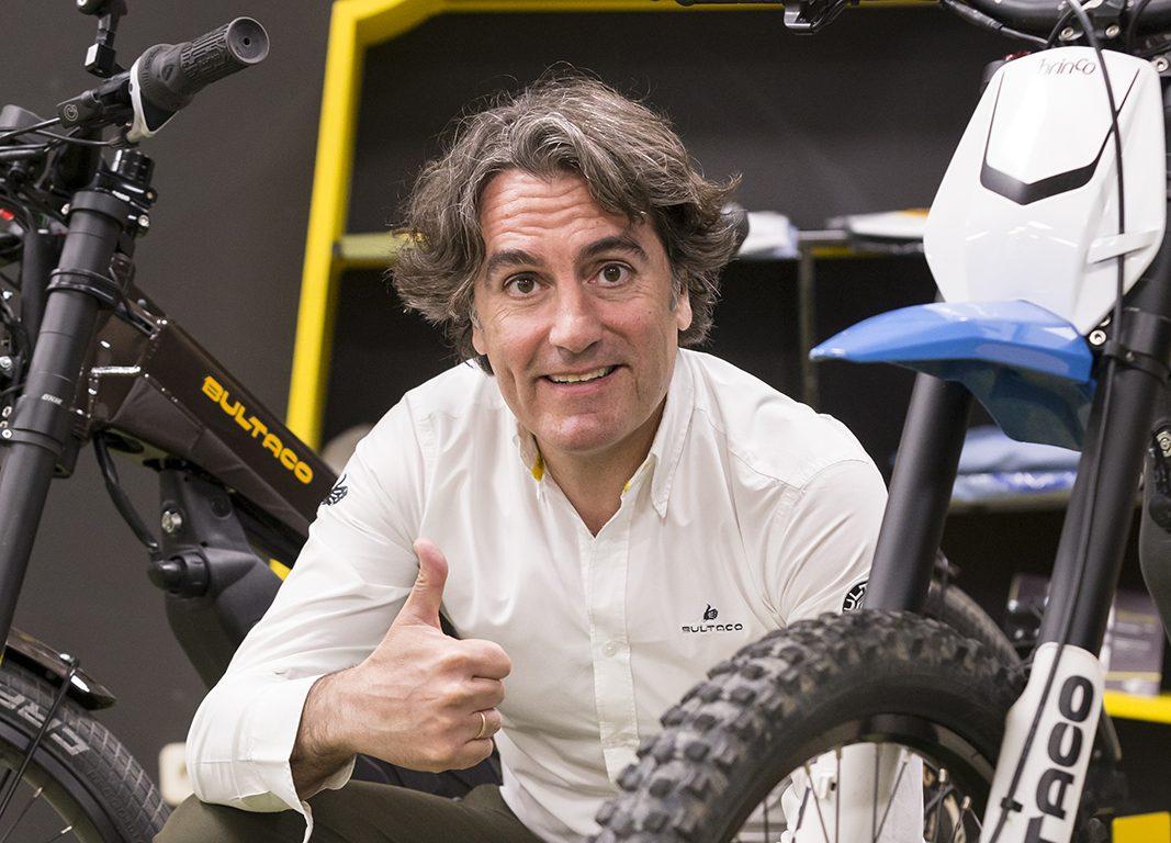 """""""No veo nuestras moto-bikes como producto de motosharing"""""""