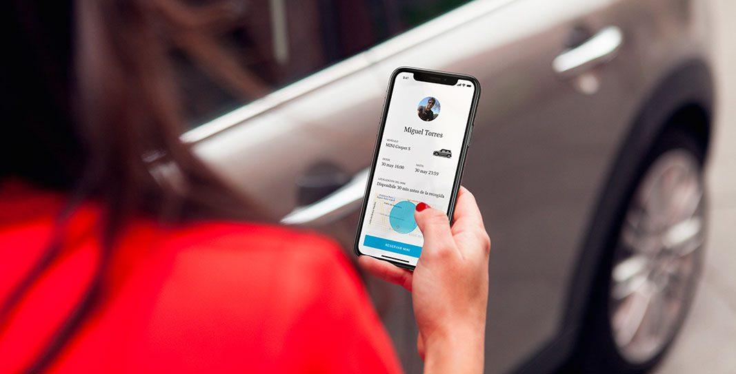 MINI lanza la app MINI Sharing, para compartir coche
