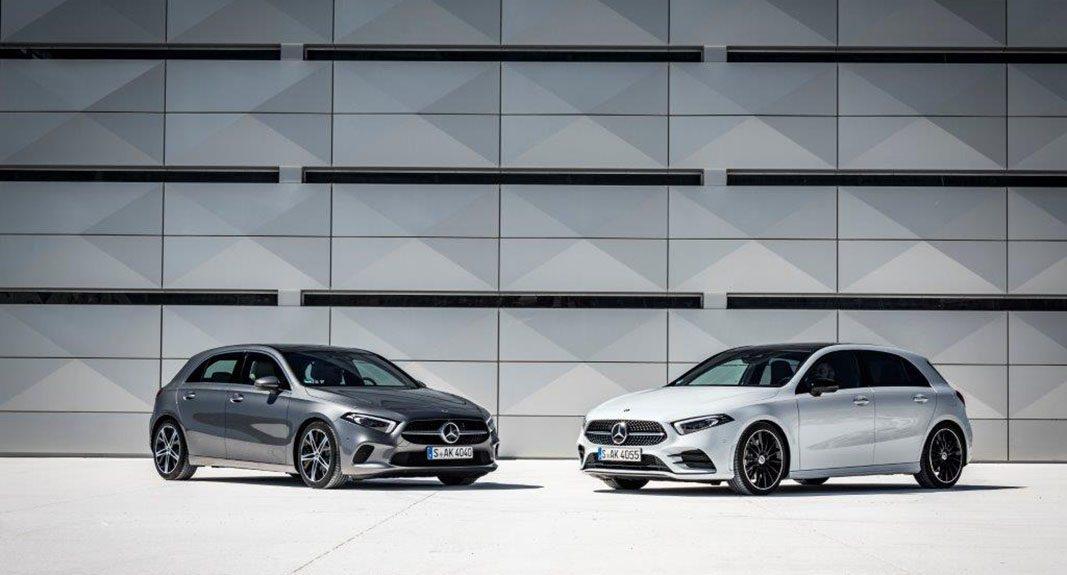 Mercedes eleva el perfil tecnológico del Clase A para llegar a más clientes