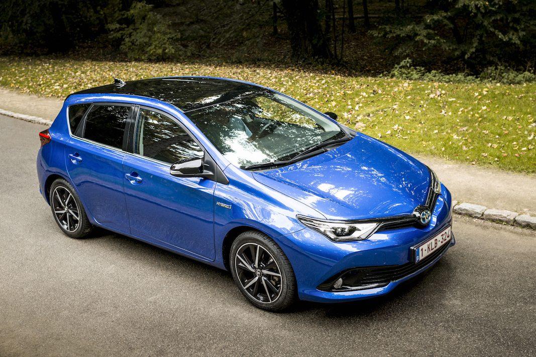 Toyota lanza el nuevo Auris, únicamente disponible con propulsión híbrida