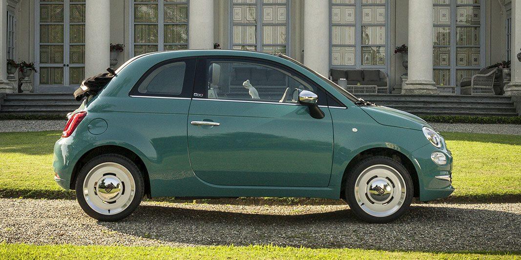 El Fiat 500, el coche más vendido en renting en España en el primer tercio del año