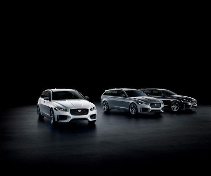 Jaguar añade una edición especial 300 Sport para la gama 2019 de la berlina XF