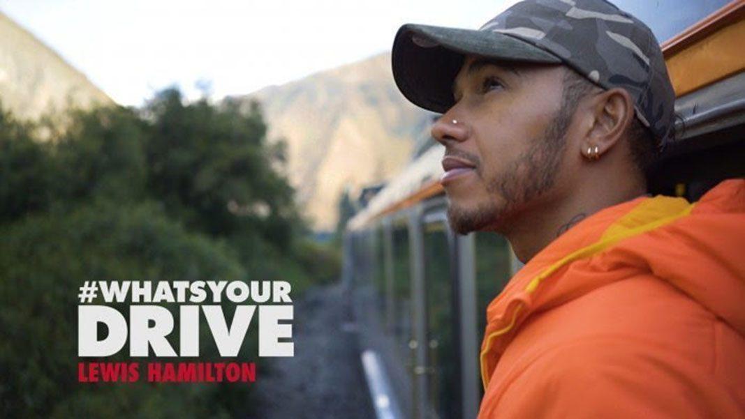 Tommy Hilfiger presenta a Lewis Hamilton en #WhatsYourDrive