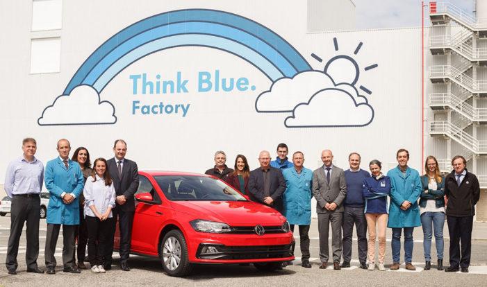 """Volkswagen Navarra gana el """"Premio de Intercambio de Ideas de Mejora 2017"""""""