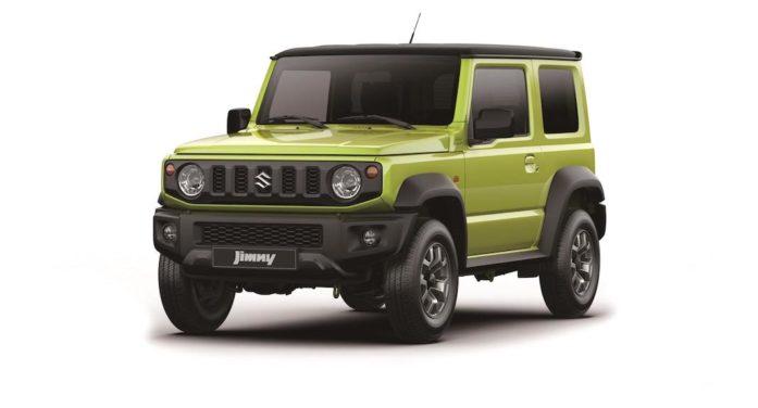 Suzuki prepara el lanzamiento de la nueva generación del todoterreno Jimny