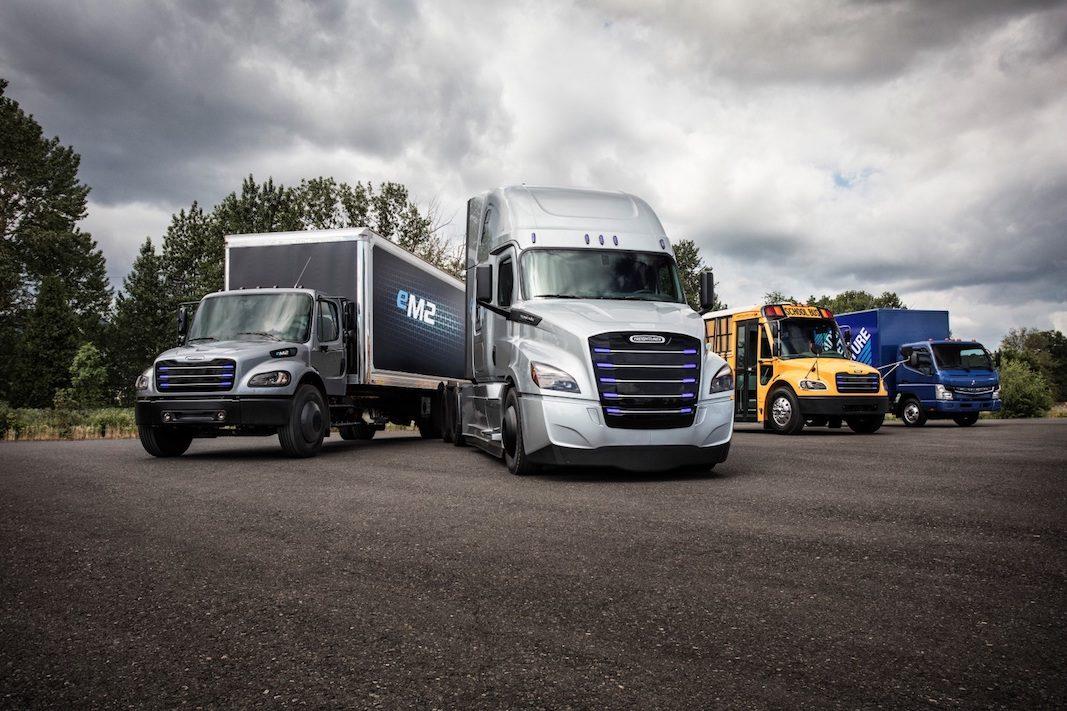 Daimler agrupa los industriales eléctricos en la nueva división EMG