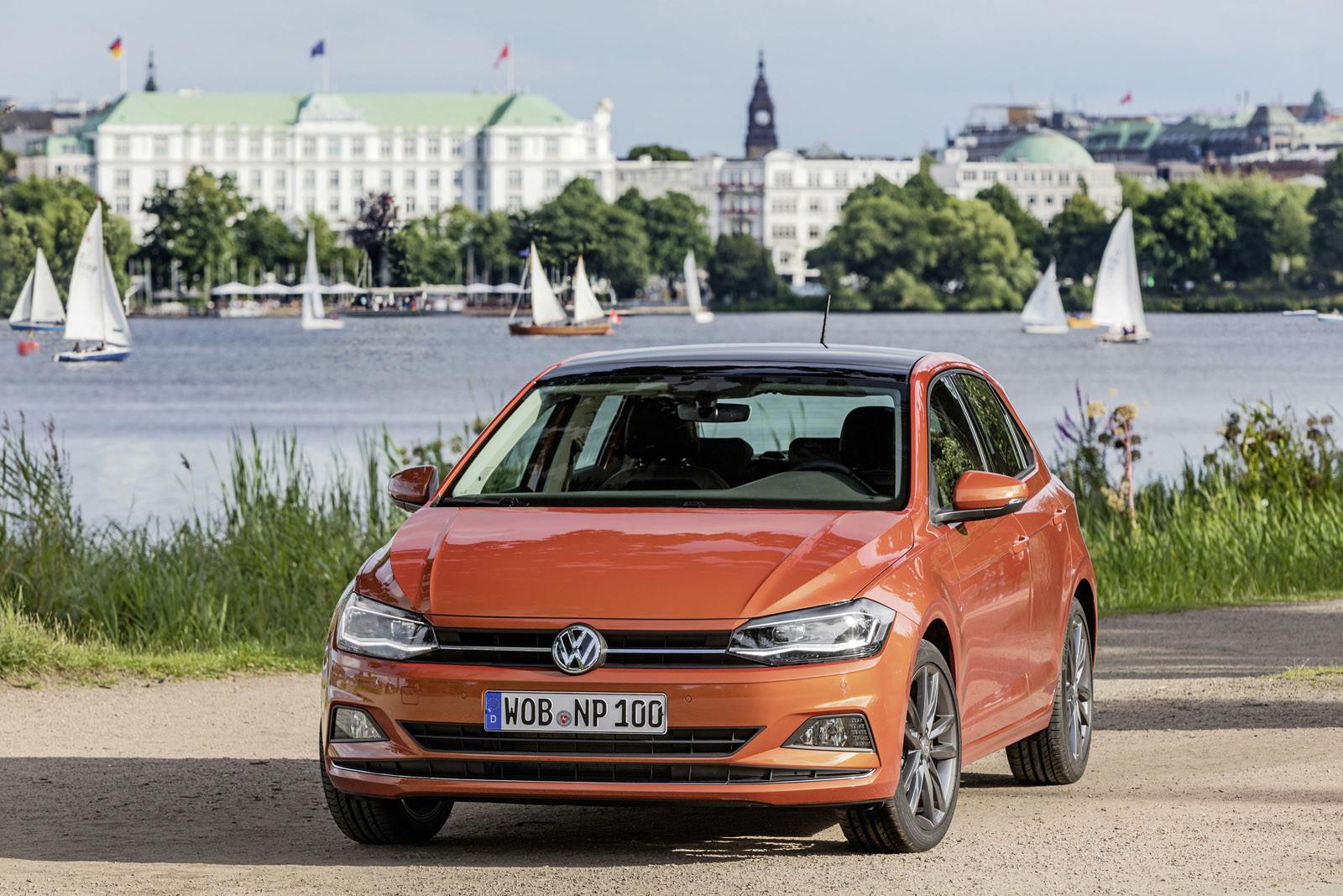 Volkswagen es la marca preferida en renting para empresas en España. FOTOGRAFÍA: VW