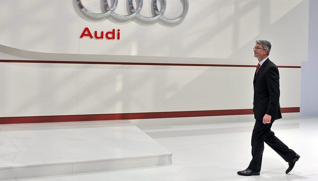 Detenido el presidente de Audi, Rupert Stadler, por el caso 'dieselgate'