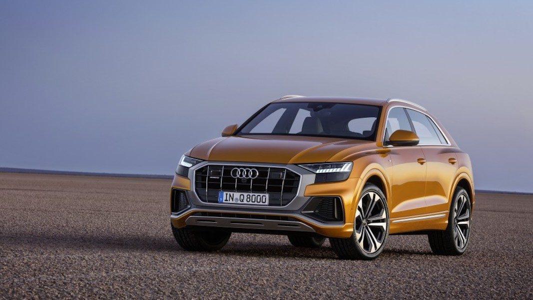 Audi enseña la nueva imagen de la familia Q con el lanzamiento del Q8, en el mercado a final de año