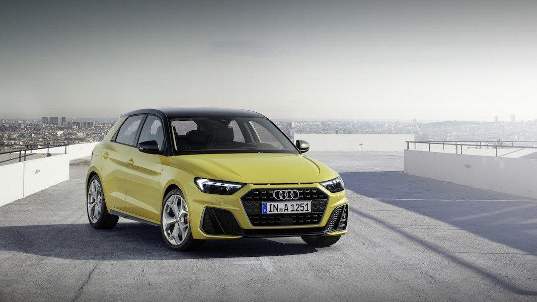 El nuevo Audi A1 Sportback estará en el mercado europeo el próximo otoño