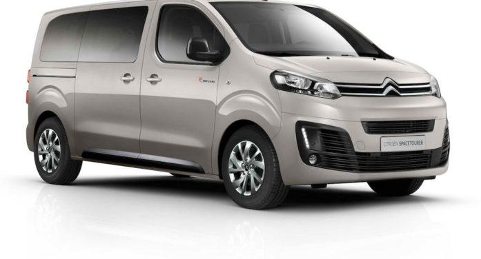 Spacetourer Rip Curl, un nuevo aventurero para la marca Citroën, desde 24.300 euros