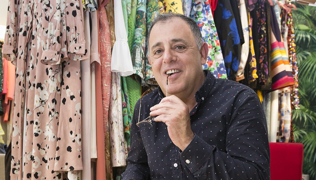 Javier Lapeña, socio de Dolores promesas, quiere repensar la empresa