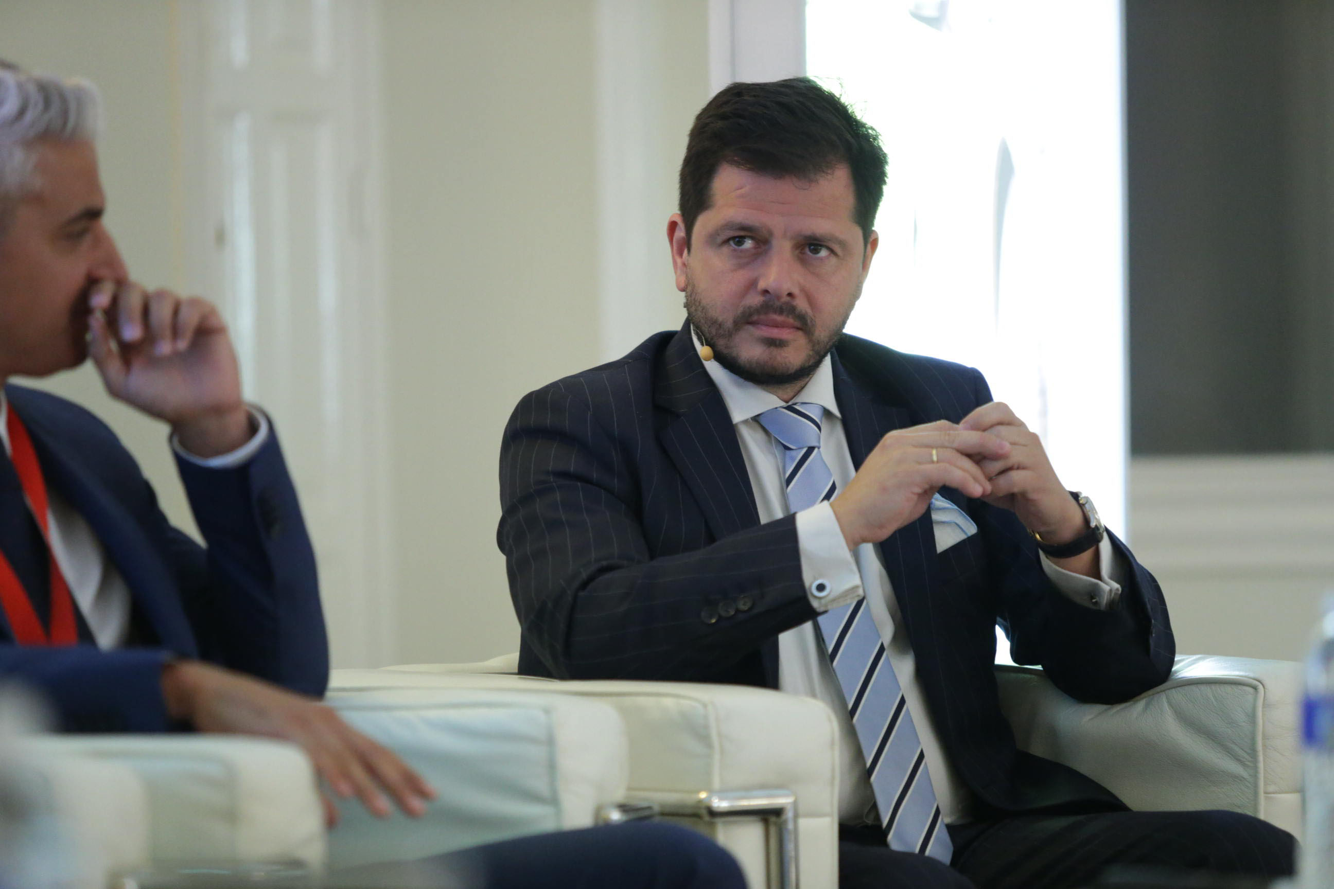 Juan Menéndez es director de Flotas, Remarketing y V.O. en Fiat Crhysler Automobiles (FCA) España. FOTOGRAFÍA: DANIEL SANTAMARÍA / FLEET PEOPLE
