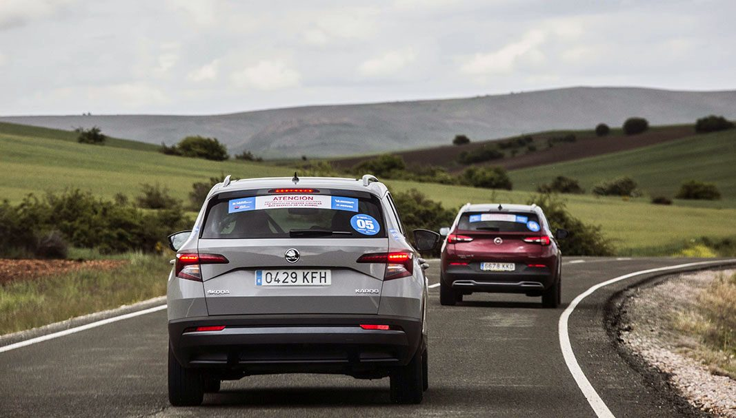 El Ecomotion Tour de ALD bate récord en la reducción de consumo