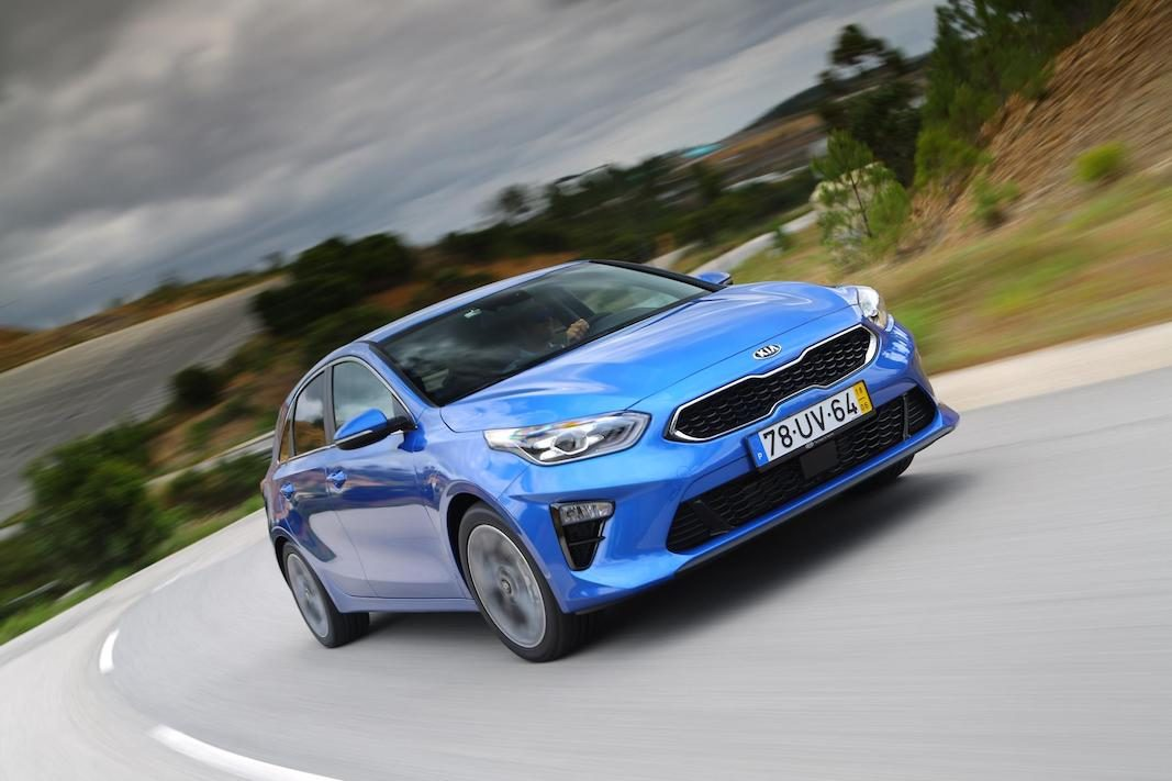 Los Kia Ceed y Ceed Sportswagon de tercera generación llegarán a España en septiembre