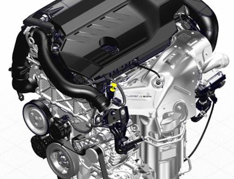 Moteur essence PureTech 225 S&S(1)