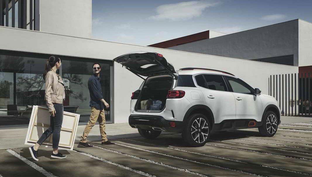 Citroën echa todo al verde con el C5 Aircross híbrido
