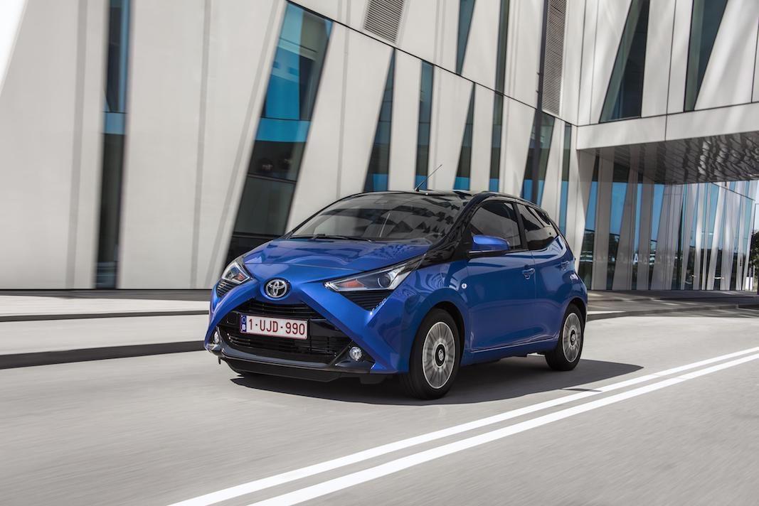 Toyota renueva el Aygo con el foco puesto en el comprador más joven