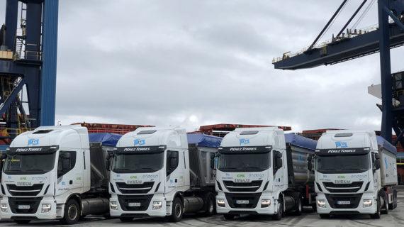 Europa: 40.000 puntos de recarga para camiones reducirían las emisiones un 22%