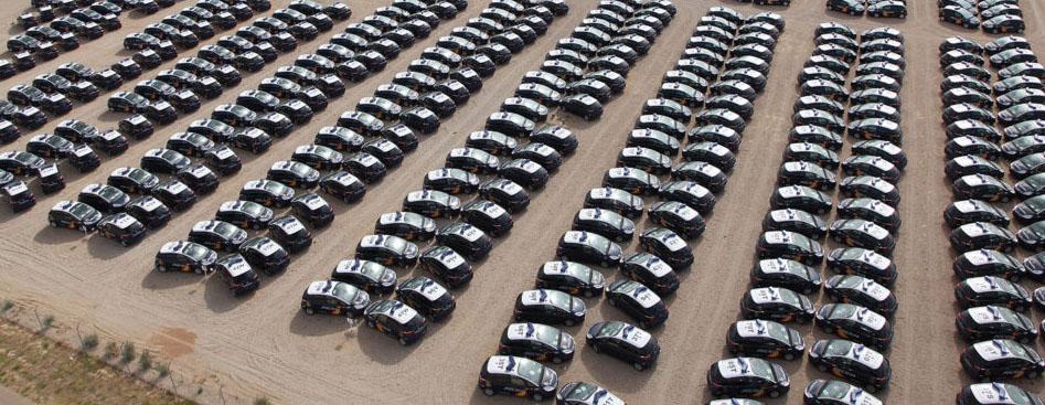 Las matriculaciones de vehículos comerciales crecen un 9,3% en mayo