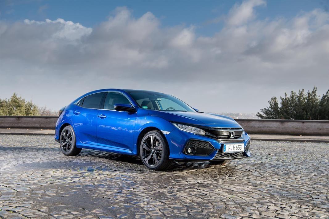 Honda incorpora por primera vez al Civic diesel una transmisión automática y de 9 velocidades