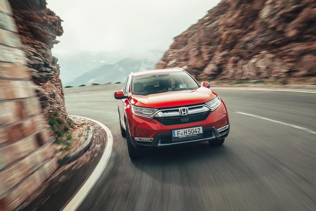 El nuevo Honda CR-V con motor de gasolina 1.5 VTEC Turbo, desde 29.900 euros