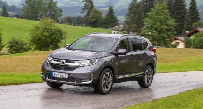 Honda presenta el CR-V con el motor 1.5 VTEC TURBO de gasolina con el que llegará a Europa