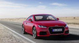 Audi realza el TT con una actualización que potencia sus cualidades deportivas