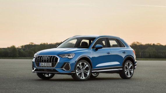 La segunda generación del Audi Q3, ya fabricada en Hungría, llegará al mercado en noviembre
