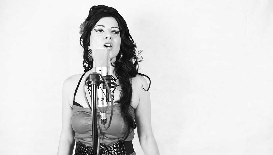 Tributo a la irrepetible Amy Winehouse en el Hard Rock Café de Barcelona