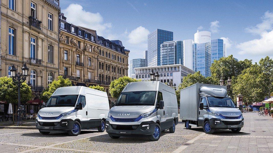 Iveco mostrará su poderío alternativo en el IAA de Hannover