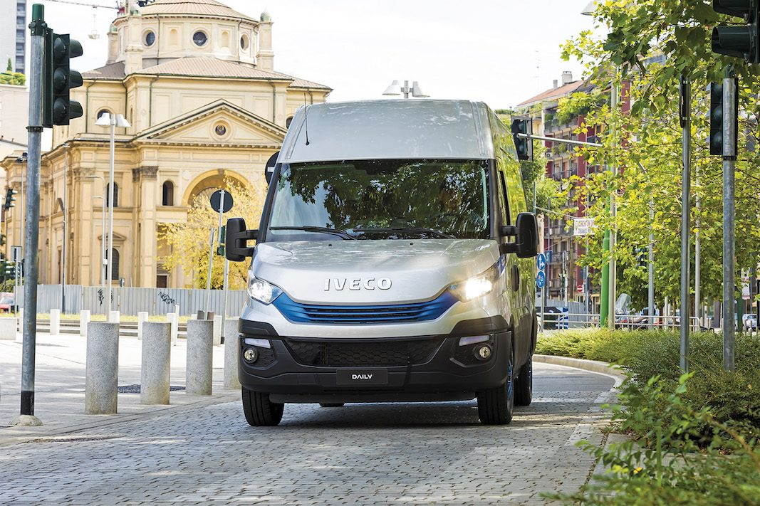 Iveco Daily Blue Power, una respuesta para el transporte urbano sostenible