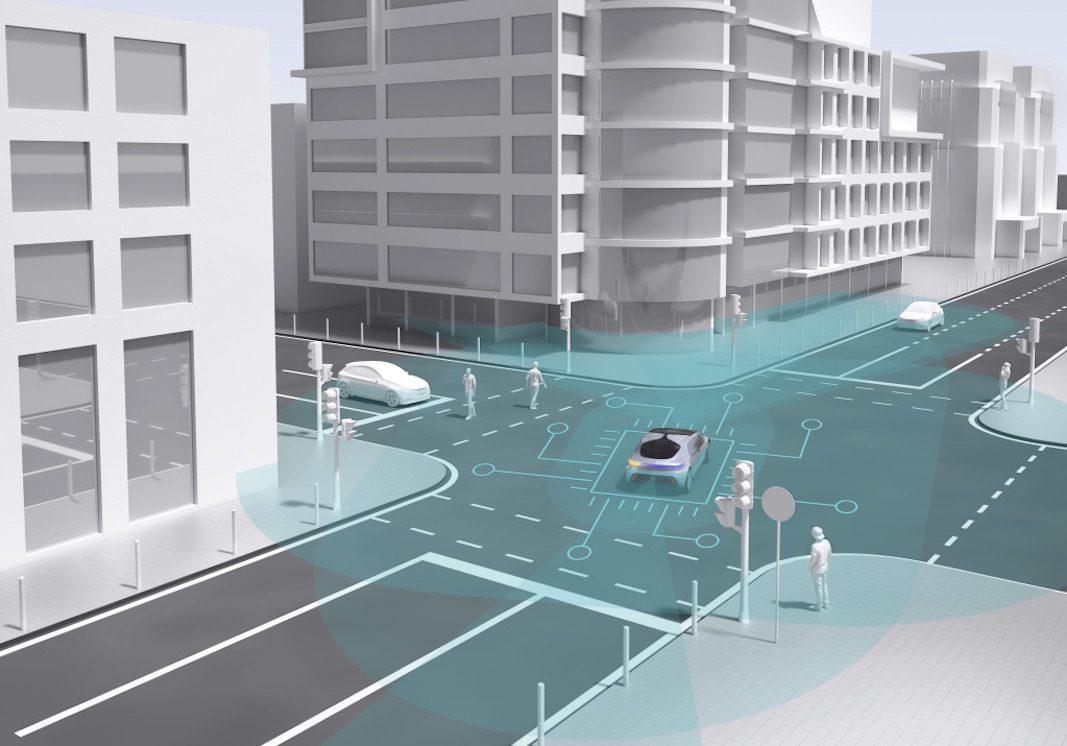 Daimler y Bosch eligen una ciudad de Silicon Valley para ensayar la conducción autónoma