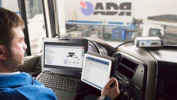 El grupo ADR ofrecerá la tecnología de Jaltest Telematics