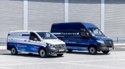 eVito y eSprinter abren el camino hacia la movilidad eléctrica de vehículos comercialesen Mercedes-Benz