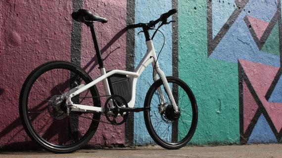 oh!bike, la bicicleta eléctrica ultraligera con tecnología biónica