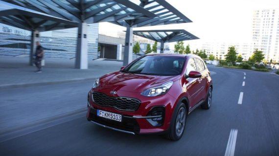 Kia actualiza el Sportage con diseño, nuevas tecnologías y un sistema híbrido ligero diesel