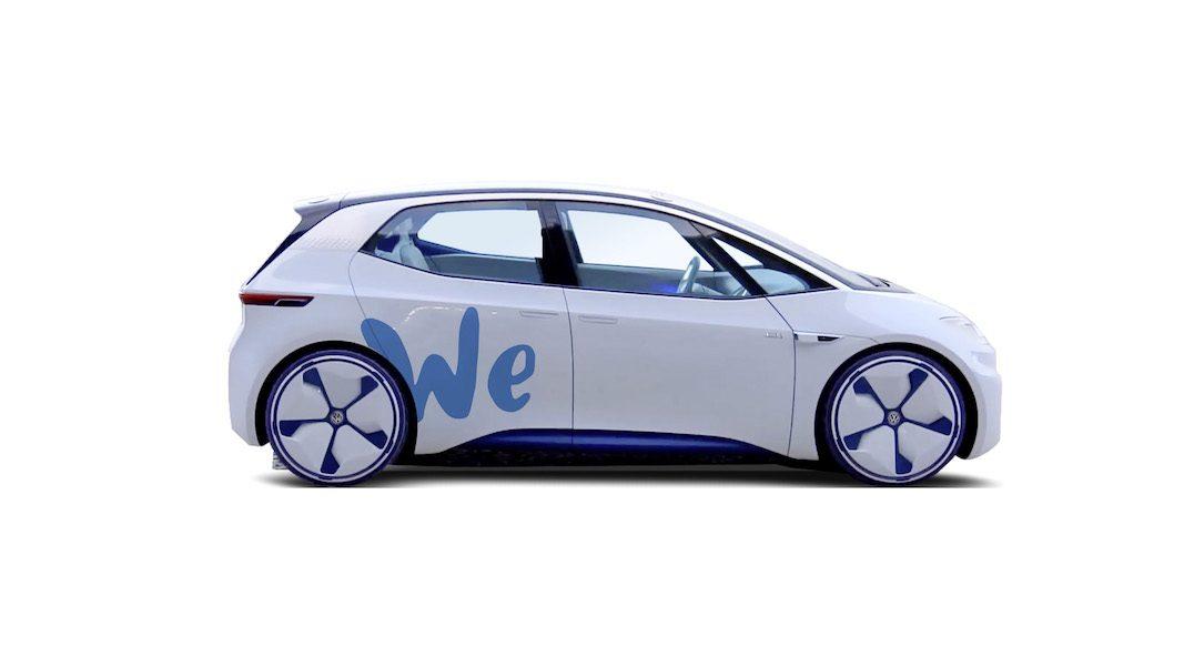 Volkswagen pondrá en marcha en 2019 un servicio de carsharing de cero emisiones