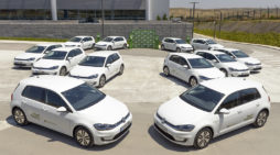 Flotas de coches de empresa de Volkswagen Golf