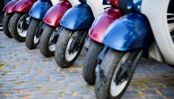 Las ventas de motos usadas caen casi un 3% en el primer semestre